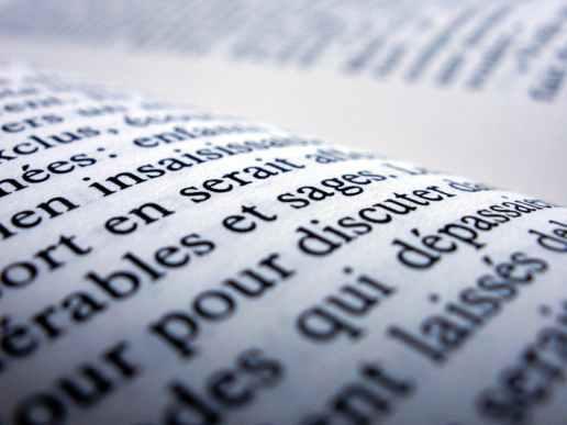 livre francais
